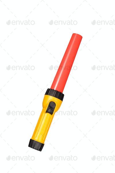 Marshalling wand