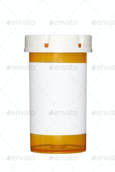 Mediciane piil bottle