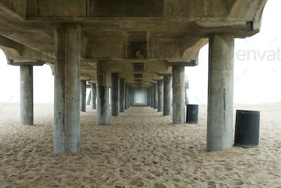 Pier pilings