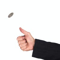Flipping coin