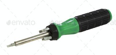 Universal screwdriver
