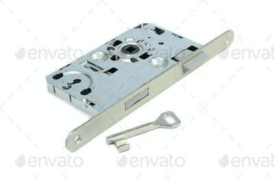 A Door Lock Assembly and Key