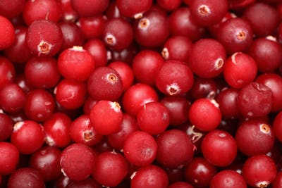 Frozen Cranberry