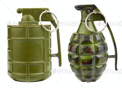 Fighting grenade