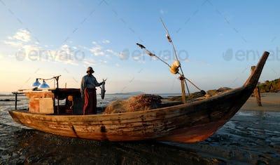 Malaysian Fisherman