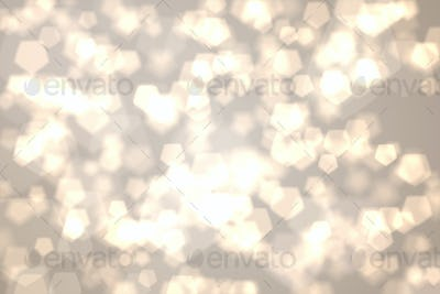 Light glowing dots design pattern with copy space
