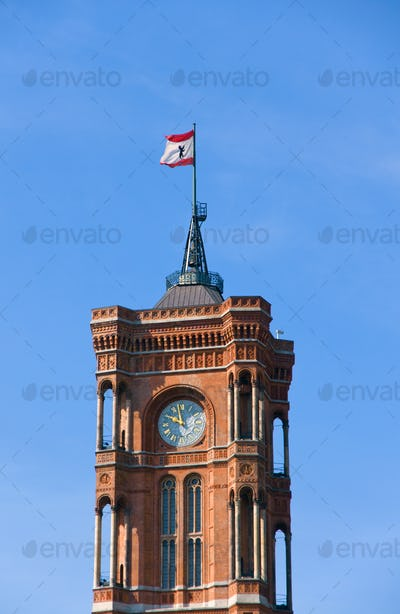 Tower of the Rote Rathaus