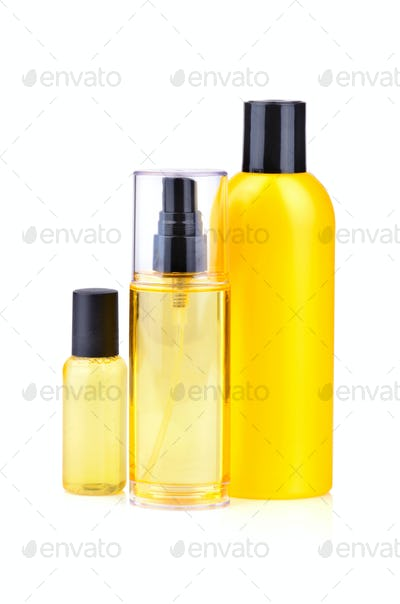 Yellow lotions