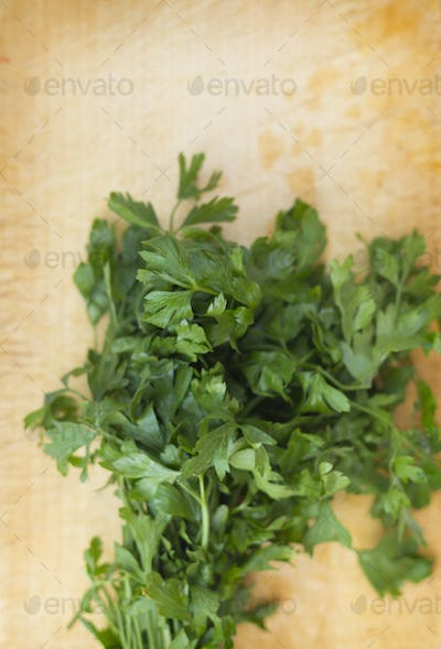 Organic Parsley