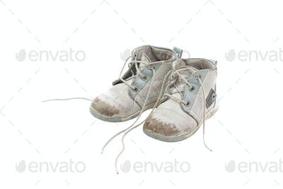 Little children shoes