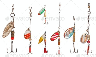 spinner lures