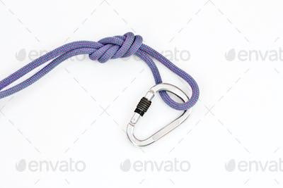 Isolated climbing equipment