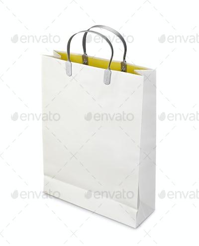 Shopping Bag opened