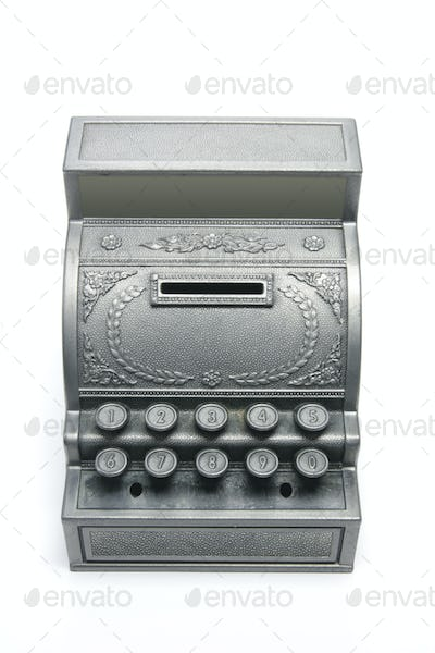 Toy Cash Register Saving Bank