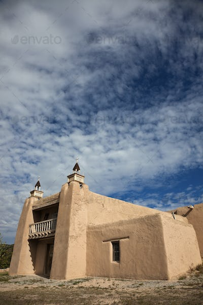 Church in Las Trampas, New Mexico