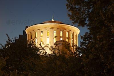 Columbus, Ohio - State Capitol Building