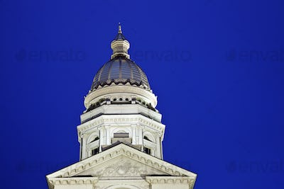 State Capitol Building in Cheyenne, Wyoming