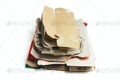 Waste Paper Products