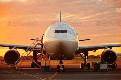 Aircraft service