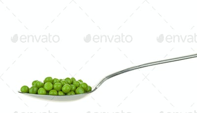A Spoonful of Green Peas