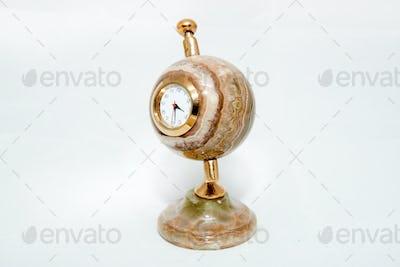Souvenir clock