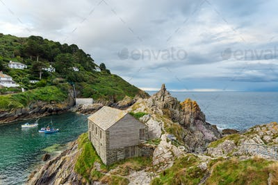 Polperro in Cornwall