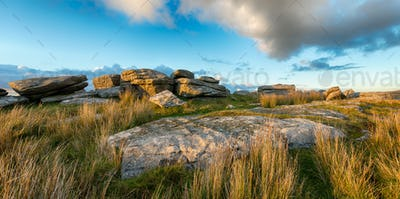 Alex Tor on Bodmin Moor