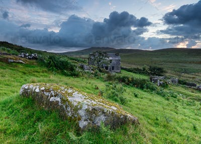 Old Cottage on the Moors