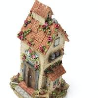 Miniature House Ornament