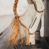 Puppet horse