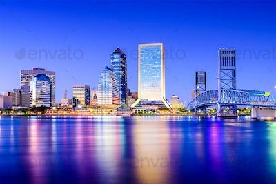 Jacksonville, Florida Syline