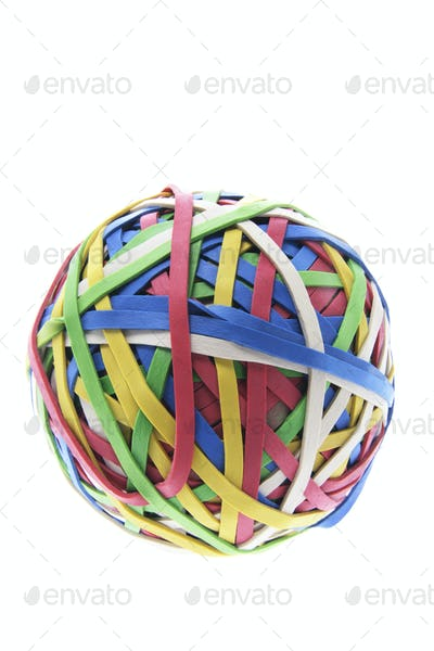 A Ball of Rubber Bands