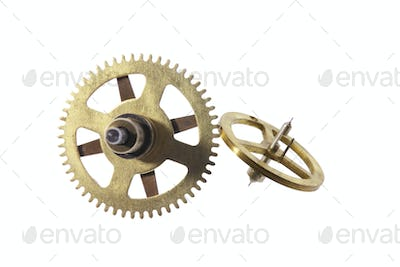 Clock Gear Wheels
