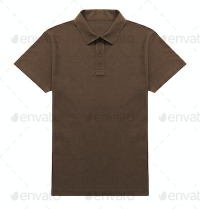 close up of t shirt