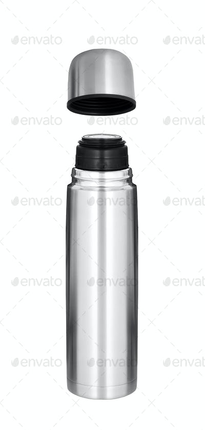 Thermo flask isolated