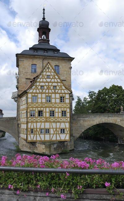 Old town hall Bamberg