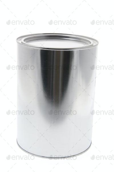 Metal Tin Container