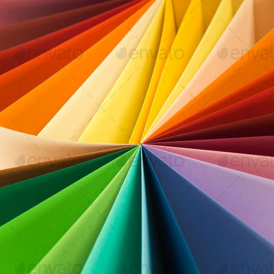 abstract background wih exciting colors