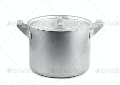 steel pot