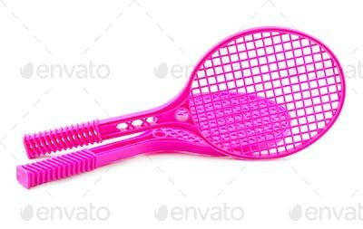 racket isolated