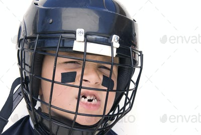 Youth Hockey Player