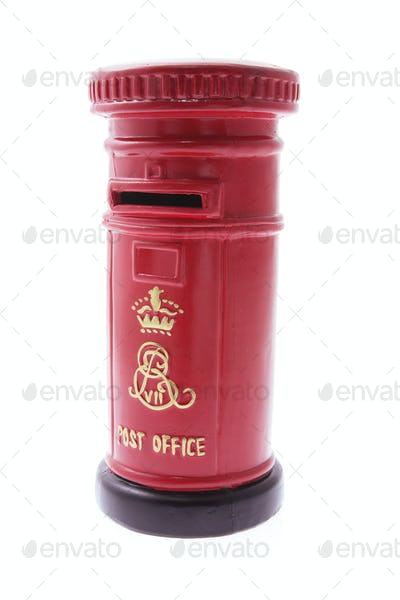 Miniature Post Box