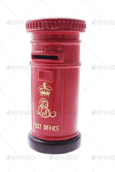 Miniature Post Box