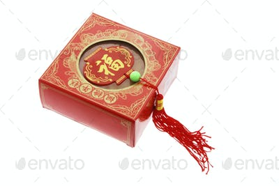 Chinese New Year Cake and Trinket
