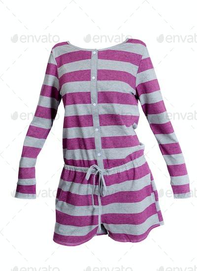 female striped clothing