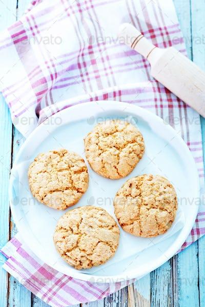 Healthy Fresh Baked Cookies