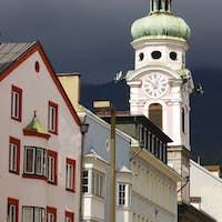 Church in Innsbruck