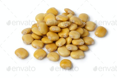 Pickled lupin beans