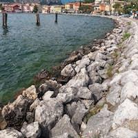 harbor, Lake Garda