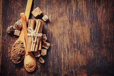 Cinnamon, Cocoa and Sugar